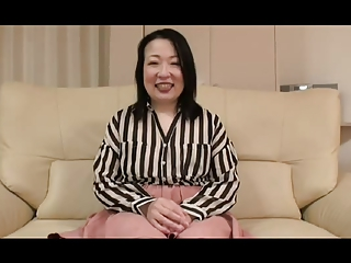 52yr age-old Thick Granny Nobue Ugou Creamed (Uncensored)