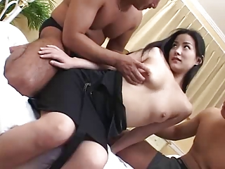 Japanese Mature Anal with the addition of DP 1 (Uncensored)