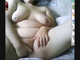 Chubby UK-Asian