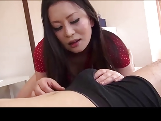 Roleplay Japanese Jocular mater Plead for her son English subtitles