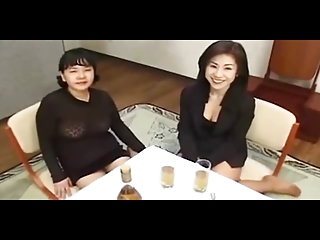 Japanese Mature Lesbians Love Pussy (Uncensored)