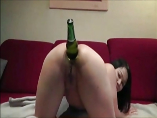 Asian girl plays more a manliness