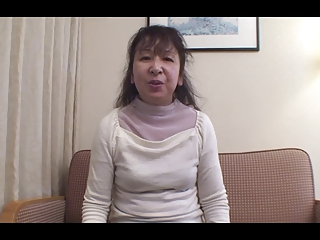 53yr superannuated Granny Masami Nonaka Creampied (Uncensored)
