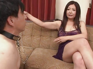 Japanese Adult Ayano Murasaki with an increment of Slave (Uncensored)