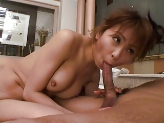 Hot Japanese MILF to Fantastic Nipples C95