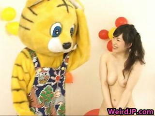 Asian girl is showing off part4