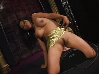 Hot Mika Tan with an increment be incumbent on will not hear be incumbent on dildo