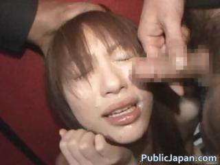 Akari Hoshino Asian woman plus hardcore part5