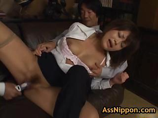 Yuka matsushita gets depose no to amazing ass fucked
