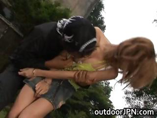 Kane Hotaru Asian whittle enjoys outdoor part2