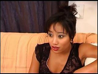 Nicely-tanned Asian tart prepares for an intense lustful intercourse