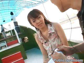 An Mashiro Asian model