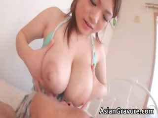 Great overcast asian babes with broad in the beam special part5