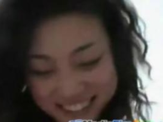 Smiling Chinese Homemade Sextape