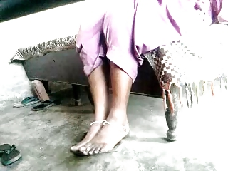 Indian foot fetish bit of all right