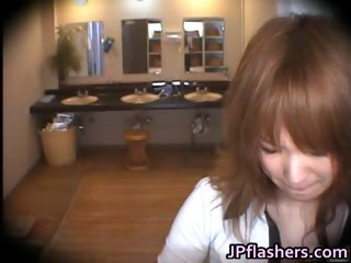 Free jav be expeditious for Pulchritudinous Asian unspecified enjoys part1