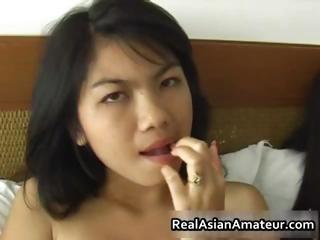 Downcast dildoing asian darlings part6