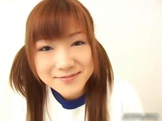 Japenese redhead with perky interior gets part4