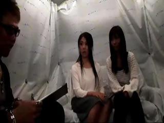 Wild Japanese mother Sex Survey pt 1 (Censored)