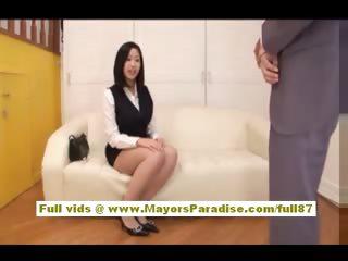 Akiho Yoshizawa Chinese wholesale has pulchritudinous tits