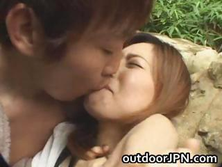 Amateur Taking Asian babe fucked part5