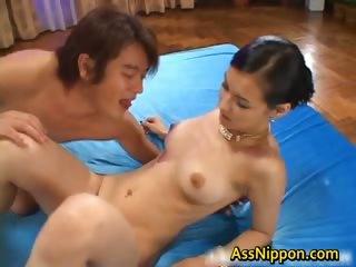 Bonny Asian Teen Model