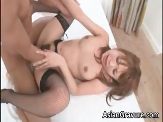 Hot horrific sexy great body asian babe