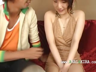 additional hot japanese loves anal sex