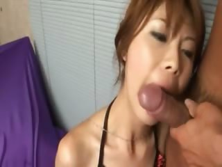 asian and her dildos each day