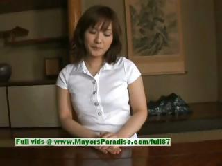 Nao Ayukawa innocent cute asian unfocused likes fucking hither the Nautical galley