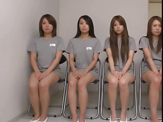 Japanese Concentrated Women's Prison loyalty 3 Anal Torture