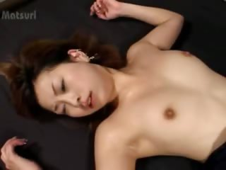 Prison banging by means of asian massage
