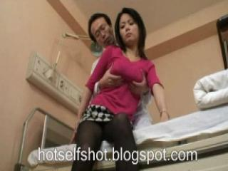 BUSTY ASIAN FUCKED Apart from HER DOCTOR