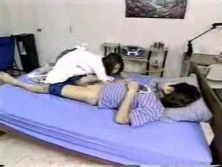 Japanese Mom And Son's side 4