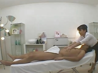 A Steal Massage Blowjob with a Steal Fulfilling