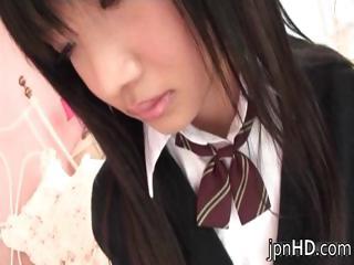 Hikaru Momose is a horny schoolgirl part6