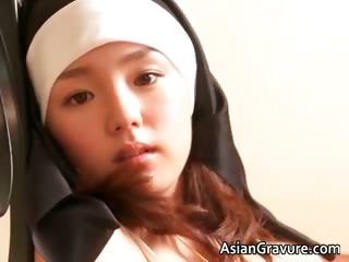 Hot nasty gung-ho asian teen babe have a go fun part5