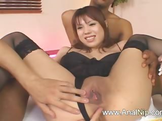 korean asshole dildoed contiguous to mainly