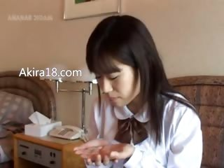 Schoolgirl exotic Tokyo banged totally steadfast