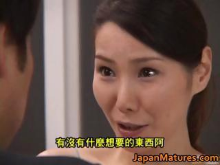 Juri Yamaguchi Asian model enjoys part3