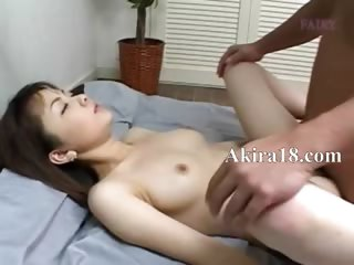 korean guy licking Mr Big hairy cunt