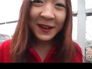 Hinas Outdoor Sucking 3 by GotCuteAsian part3