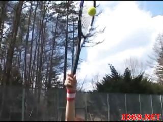 Little shaver drills Japanese chick