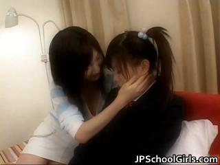 Extremely hot japanese schoolgirls part6