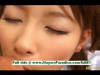 Kane sakura amateur japanese schoolgirl thither bed
