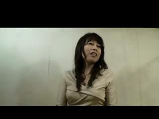 Cheater Japanese MILF bimbo to nice bowels fucks a hunky stranger