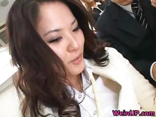 Super horny japanese babes fro extreme part5