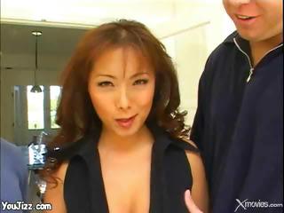Fujiko Kano Hot Asian DP Floozy