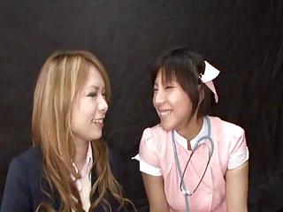 Japanese girls gokkun bukkake 1