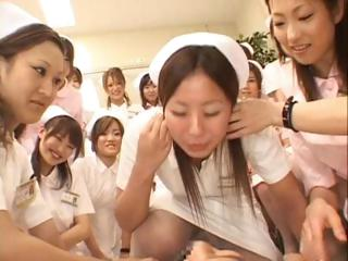 Asian nurses know coitus on top part6